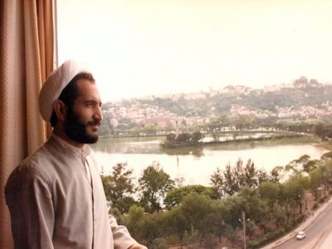 پدر شهید شیرازی چه گفت که اشک امام را در آورد؟