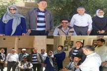 بازید گردشگران چینی از بندر سیراف بوشهر