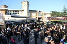 شمار زائران خارجی اربعین در آستارا به ۵۲۰۰ نفر رسید