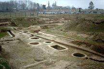 پایان فصل هفتم کاوش شهر باستانی جرجان و کشف گور دسته جمعی