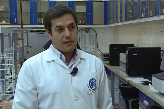 محقق مراغه ای نانو حسگر تشخیص سرطان پروستات ساخت