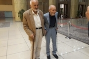 بهزاد نبوی و احمد توکلی در حاشیه دیدار فعالان سیاسی با رئیسجمهور