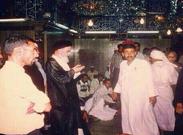گرمای نجف و نماز نافله امام که هرگز قضا نشد