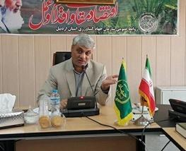 تولید 75 رقم جدید گیاهی و 70 آفت کش در استان اردبیل