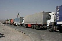افزون بر 134 هزار دستگاه کامیون از مرز بازرگان تردد کرد