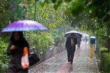 بارش باران در استان تهران ادامه خواهد داشت