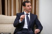 اولین واکنش رسمی بشار اسد به حمله ترکیه به سوریه