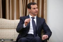 بشار اسد: آمریکا نفت سوریه را میدزدد/ البغدادی را کشتند چون اسرار مهمی داشت