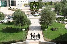 تعداد کد رشته های دانشگاه زنجان به 182 مورد رسید
