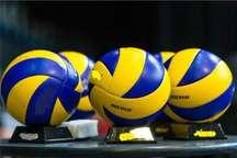 تیم های جهرم و رستم صدرنشین هفته هفتم لیگ برتر والیبال فارس شدند