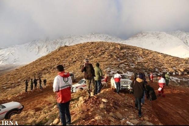 3 گمشده در ارتفاعات دشتک چهارمحال و بختیاری پیدا شدند