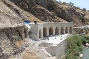 پل بریم باشت آئینه شکوه تمدن ایرانی
