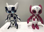 رونمایی از ربات های المپیک ۲۰۲۰ +تصاویر