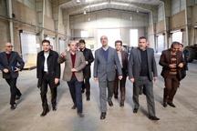 بازگشت یک واحد صنعتی دیگر با ظرفیت اشتغال ۷۰۰ نفر به چرخه تولید