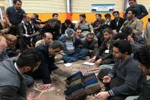 تیم قندیل پیرانشهر قهرمان رقابت های جورابین آذربایجان غربی شد