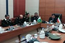 امنیت اقیانوس هند را با برادران ایرانی خود تامین می کنیم