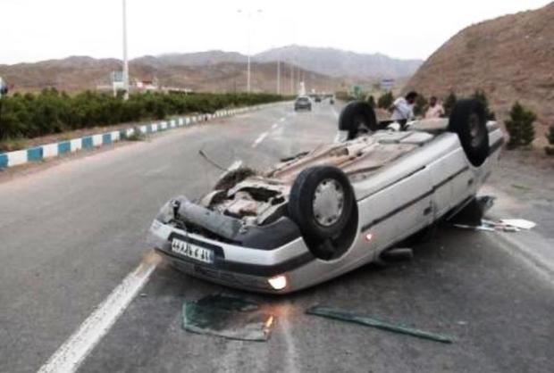 2 دانشجو در سانحه رانندگی در خرم آباد جان باختند