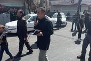مداحی مدیرعامل پرسپولیس در روز تاسوعای حسینی/ عکس