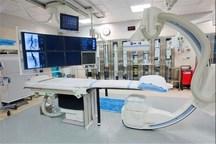 نصب تجهیزات درمانی و تشخیصی بیمارستان دیر عملیاتی شد