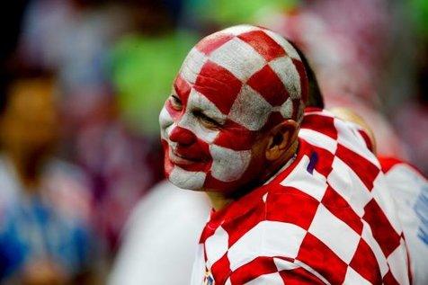 تصاویر جذاب از مرحله نیمه نهایی جام جهانی