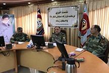 بازدارندگی لشکر 28 کردستان با گروه توپخانه افزایش یافته است