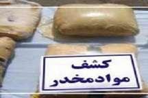 توقیف وانت حامل مواد مخدر در مشهد