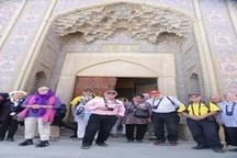 گردشگران از تماشای جاذبه های تاریخی شیراز سیر نمی شوند