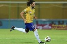 بازیکن تیم فوتبال صنعت نفت آبادان محروم شد