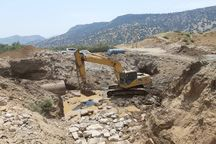 ساخت پل ارتباطی ۲۵ روستا در اندیکا آغاز شد