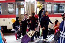 16 درصد گنجایش قطارهای مسافربری مشهد خالی است