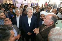 رئیس سازمان میراث فرهنگی از گنید سلطانیه بازدید کرد