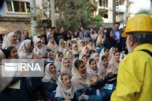 پنجمین گذر کودکانه شیراز افتتاح شد
