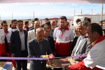 پایگاه امداد و نجات در کمربند غربی میبد افتتاح شد