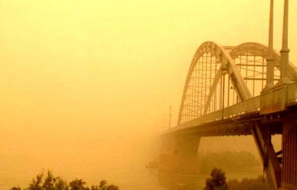 هشدار ؛ پس از سیلاب  گرد و غبار استان خوزستان را فرا میگیرد