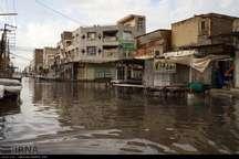 دفع آب های سطحی جزو اولویت های شهرداری اهواز نیست