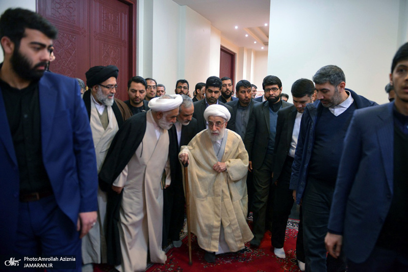 گرامیداشت سالروز ورود بنیانگذار جمهوری اسلامی ایران به میهن در حرم امام خمینی(س)