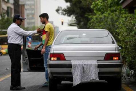 حبس در انتظار مالکان خودرو با پلاک مخدوش