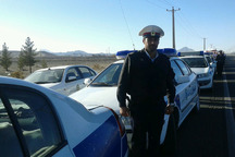 طرح زمستانی پلیس راه سیستان و بلوچستان آغاز شد