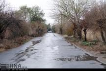بارندگی ها در تفت 39 درصد کاهش یافت