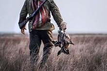 شکارچی کبک در جاجرم  به دام افتادند