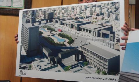 وضعیت نامشخص ساماندهی میدان توپخانه تهران