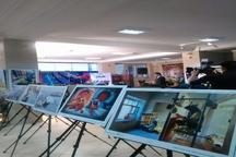 آثار 35 عکاس کشوری در اراک به نمایش در آمد