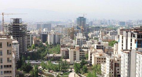 نرخ آپارتمان ۱۰۰ متری در مناطق مختلف تهران/ جدول