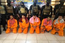 عوامل مرتبط با داعش در میان معترضان عراقی دستگیر شدند + عکس