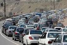 ترافیک سنگین و پرحجم در جاده های خراسان رضوی