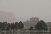 هوای استان لرستان در وضعیت ناسالم قرار گرفت آلودگی ۲ برابر حد مجاز