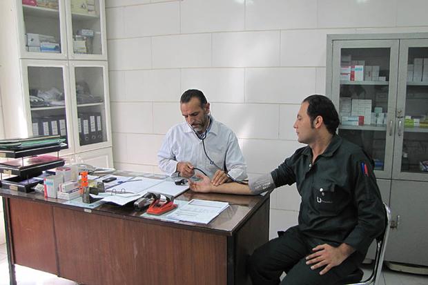 92 خانه بهداشت کارگری در واحدهای تولیدی زنجان فعال است