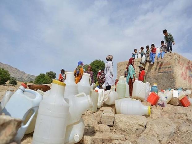 اهالی پنج روستا در بخش چلو اندیکا از کمبود آب رنج می برند