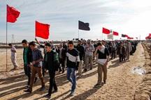 کاروان 400 دانش آموزی راهیان نور دهدشت به جنوب اعزام شد