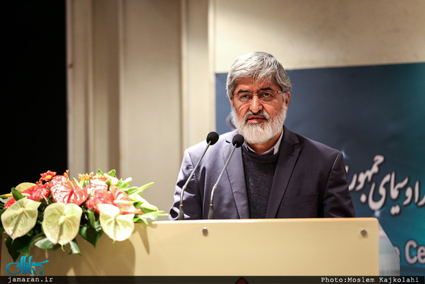 پاسخ علی مطهری به کیهان در خصوص توان موشکی کشور